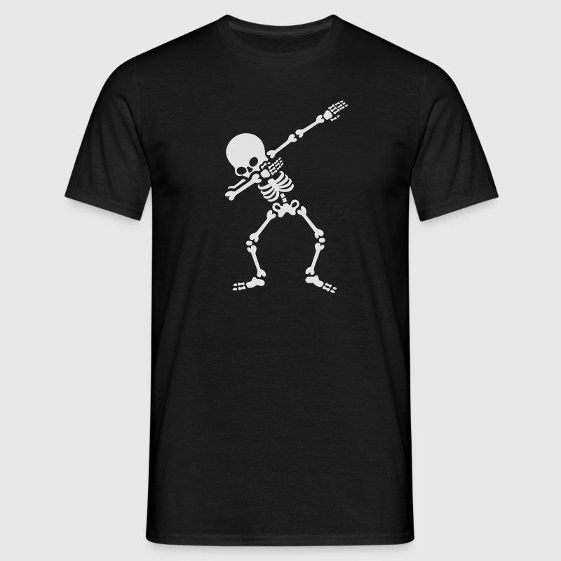 Dabbing skeleton (Dab) T-Shirts - Men's T-Shirt