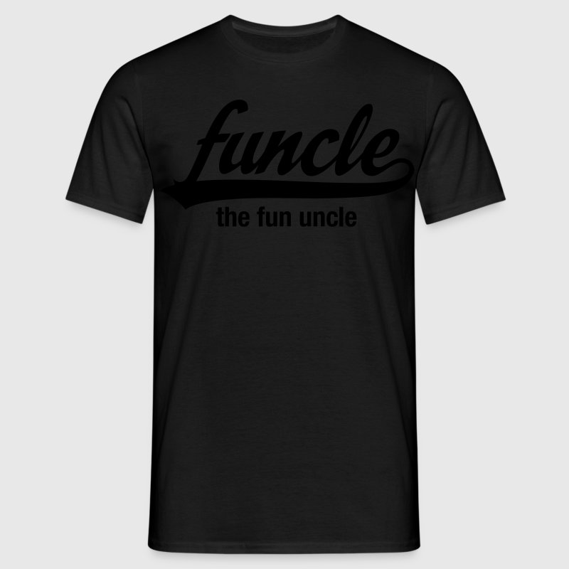 Funcle - The Fun Uncle T-shirts - Mannen T-shirt