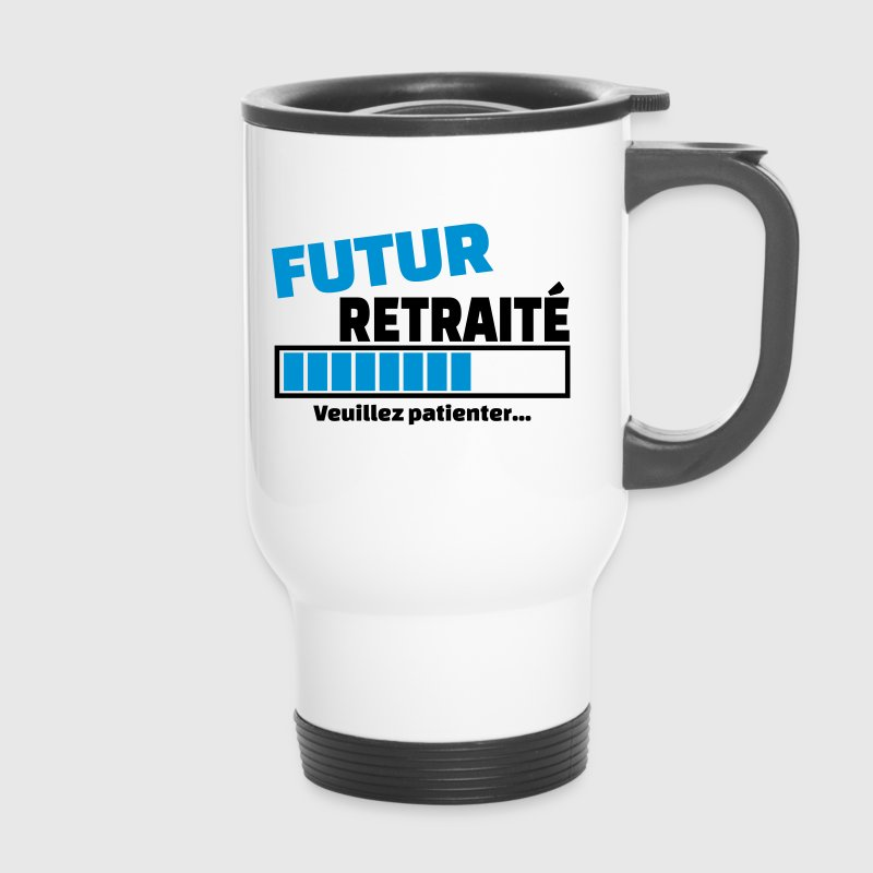 Mug thermos futur retrait spreadshirt - Code promo private sport shop frais de port ...