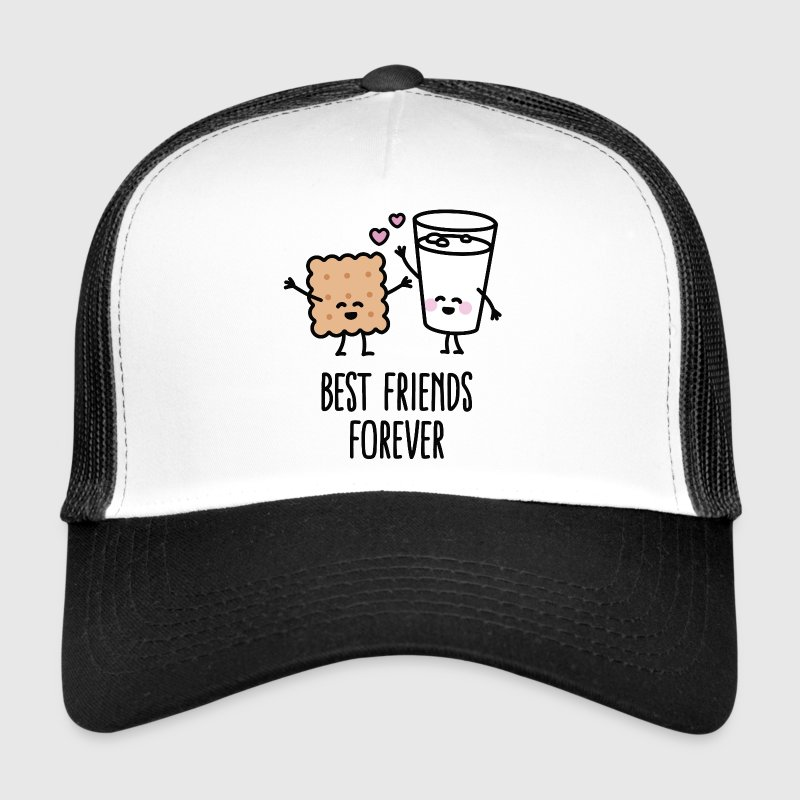 Best friends forever Casquettes et bonnets - Trucker Cap