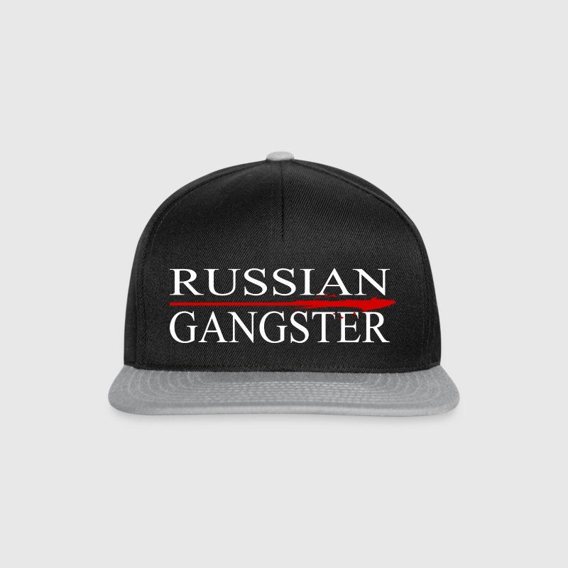 Russian Gangster Caps & Hats - Snapback Cap
