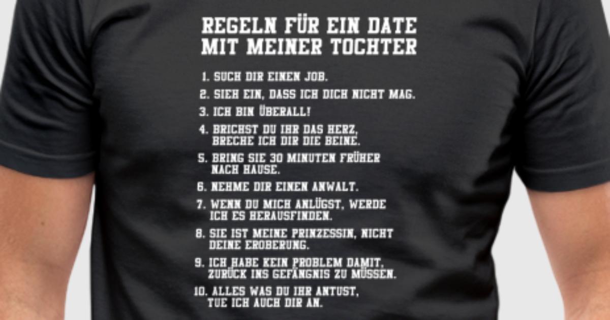 Dating regeln für männer