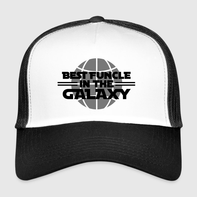 Best funcle in the galaxy Caps & Hats - Trucker Cap