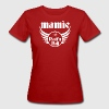 Mamie Rock and roll Tee shirts - T-shirt Bio Femme