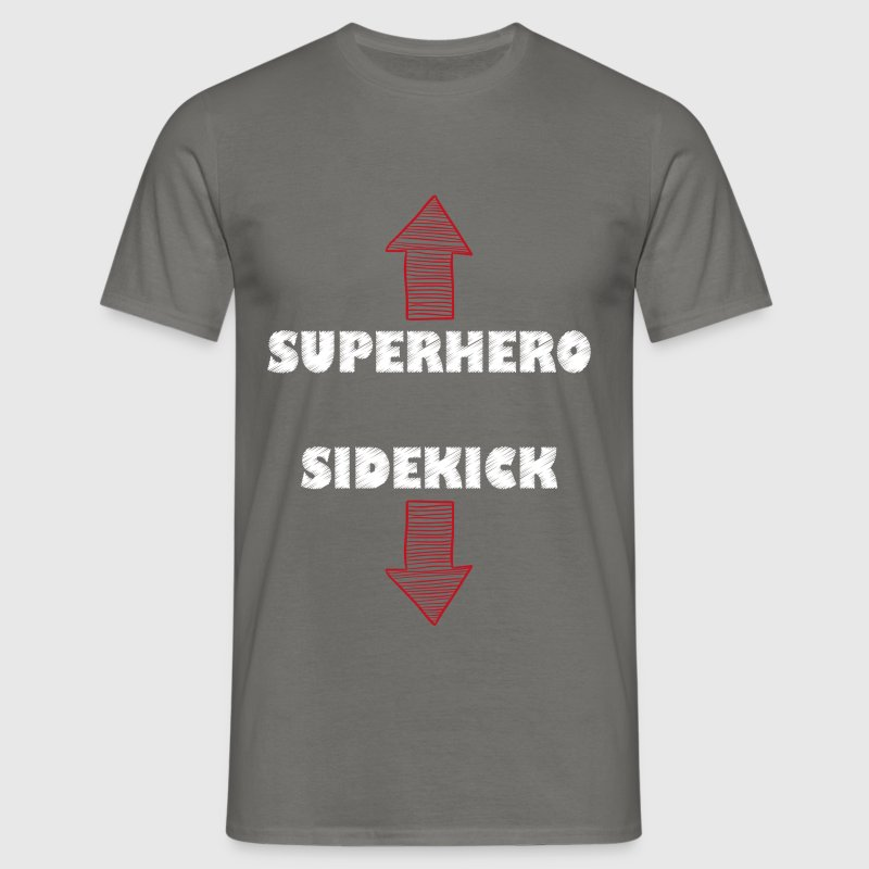 Maternity - Superhero sidekick - Men's T-Shirt