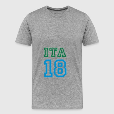 ITALY 2018 Hoodies & Sweatshirts - Men's Premium T-Shirt
