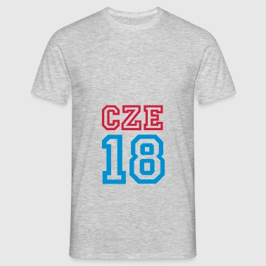 CZECH REPUBLIC 2018 Hoodies & Sweatshirts - Men's T-Shirt