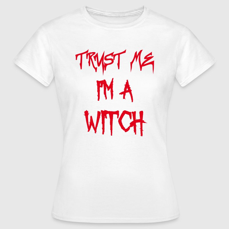 witch costume Halloween T-Shirts - Women's T-Shirt
