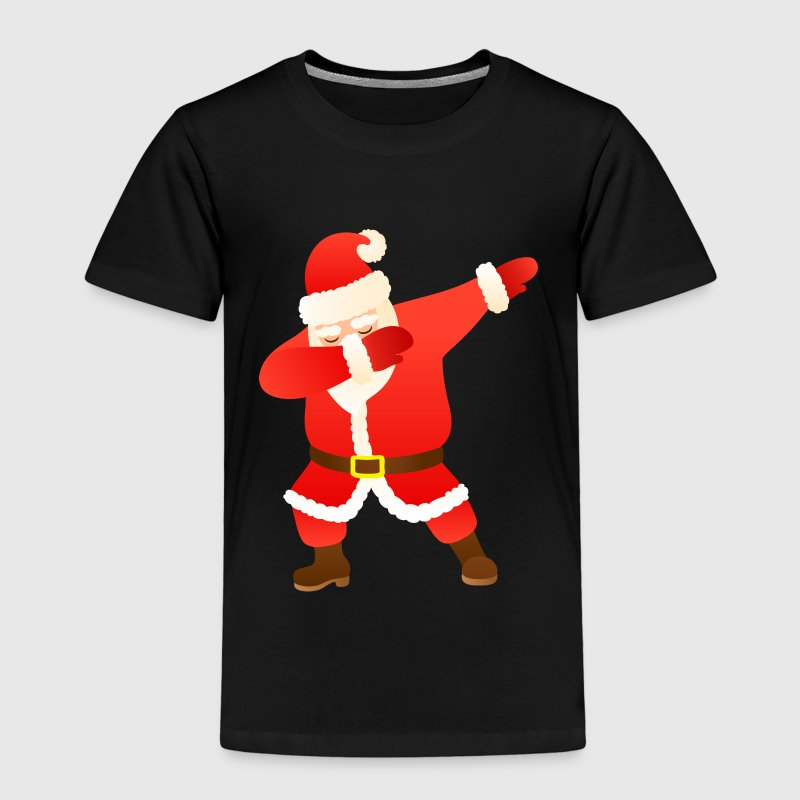 Santa Dab Dance Illustration | Christmas Gift Shirts - Kinderen Premium T-shirt