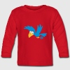 Rabe (c) - Krähe Kids and Babies - Baby Long Sleeve T-Shirt
