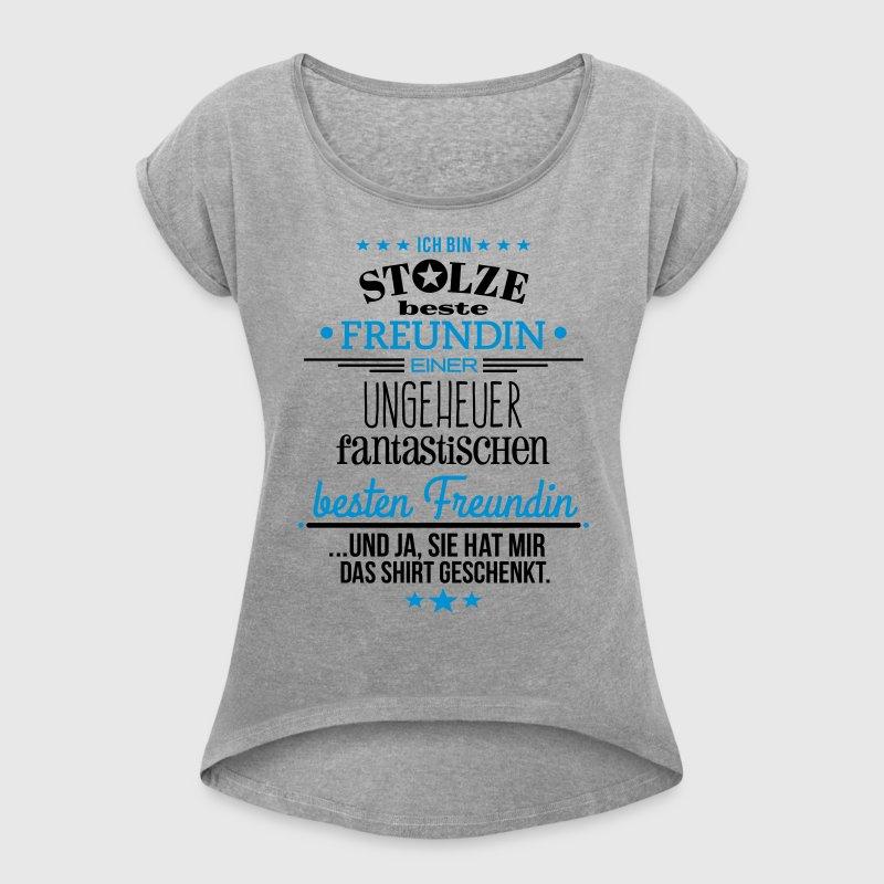 Ungeheuer fantastische beste Freundin T-Shirt | Spreadshirt