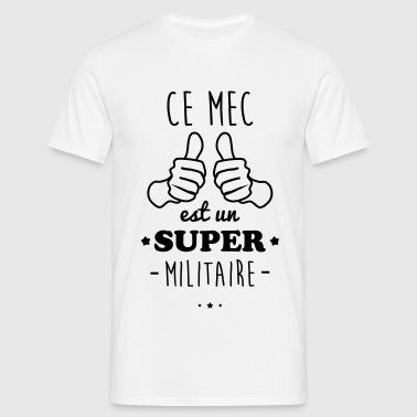 tee shirts militaire humour commander en ligne spreadshirt. Black Bedroom Furniture Sets. Home Design Ideas