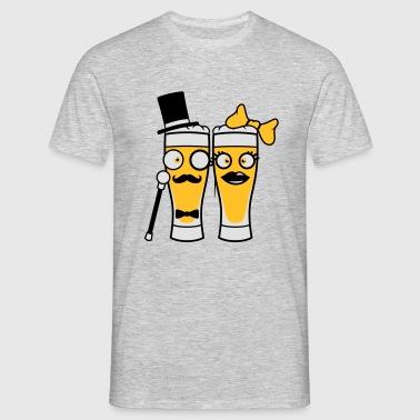 tee shirts monsieur gentleman commander en ligne. Black Bedroom Furniture Sets. Home Design Ideas