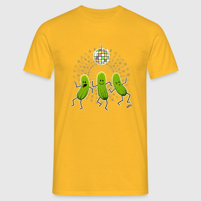 Pickle Dance color 2 Tee shirts - T-shirt Homme