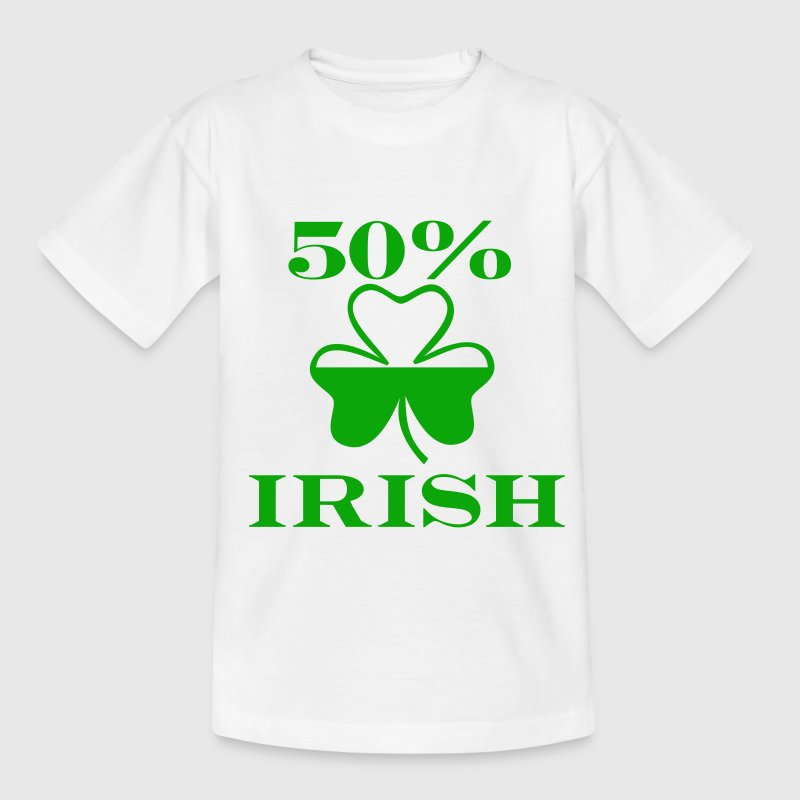 Irish - St. Patricks day - Teenage T-shirt