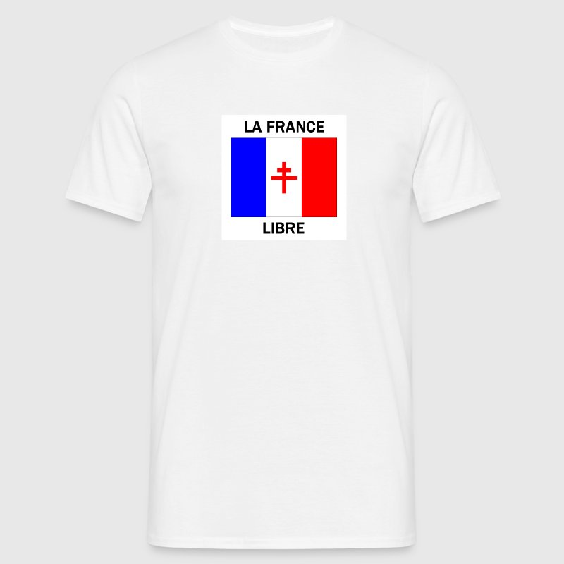 La France libre - T-shirt Homme