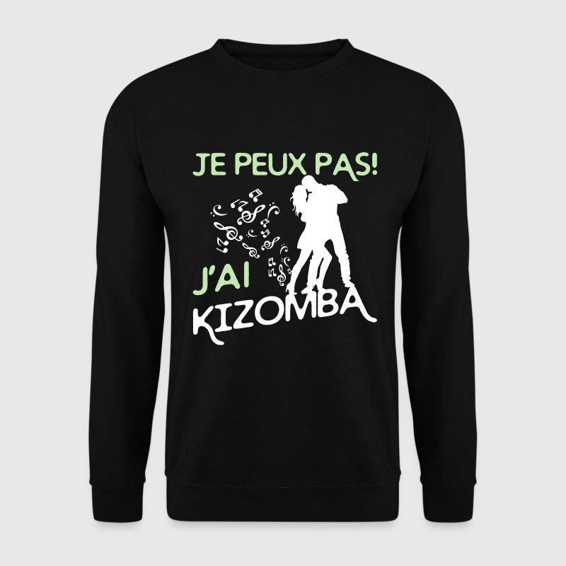 Danse Kizomba Sweat-shirts - Sweat-shirt Homme