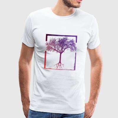 Mother Nature - Frame 03 Sports wear - Men's Premium T-Shirt