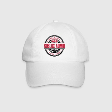 World class roblox admin limited edition best logo - Baseball Cap