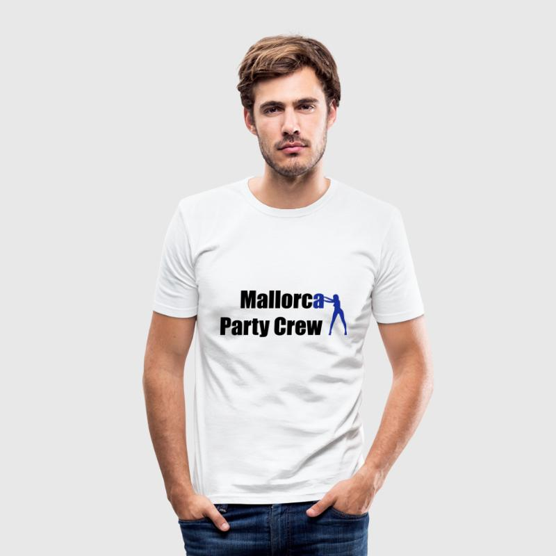 Mallorca T-Shirts - Men's Slim Fit T-Shirt