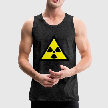 nuclear waste T-Shirts - Men's Premium Tank Top