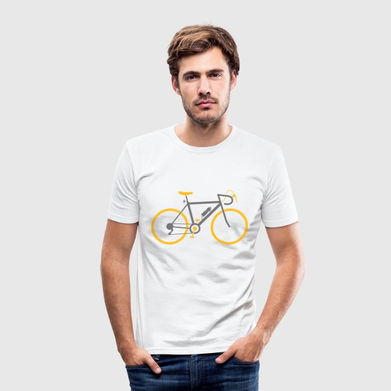 Bicycle (2c)++2014 Tee shirts - Tee shirt près du corps Homme