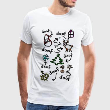 suchbegriff 39 strichzeichnung weihnachten 39 t shirts online. Black Bedroom Furniture Sets. Home Design Ideas