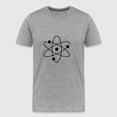 Atom Sports wear - Men's Premium T-Shirt