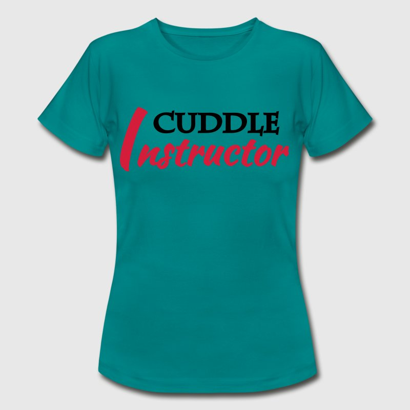 Cuddle instructor T-Shirts - Women's T-Shirt