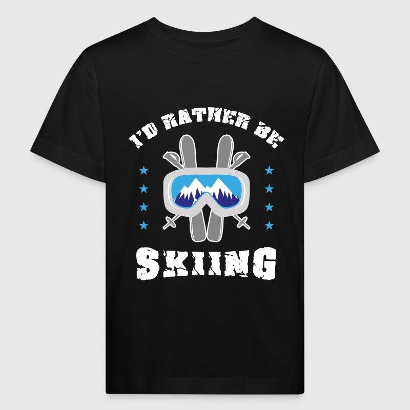 ich liebe skifahren ski wintersport geschenk t shirt. Black Bedroom Furniture Sets. Home Design Ideas