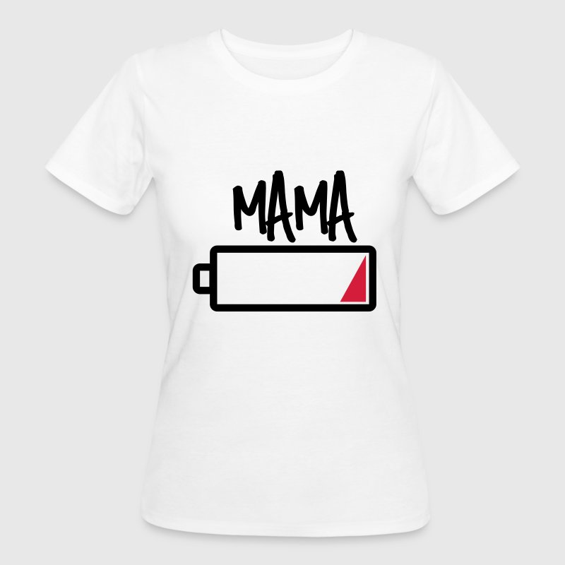 mama batterie leer keine energie baby geschenk t shirt spreadshirt. Black Bedroom Furniture Sets. Home Design Ideas