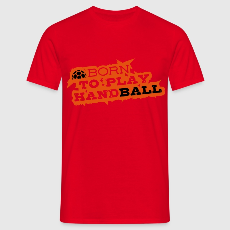 HANDBALL Born to play - Männer T-Shirt
