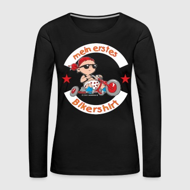 suchbegriff 39 erste 39 langarmshirts online bestellen spreadshirt. Black Bedroom Furniture Sets. Home Design Ideas