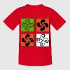 Baskische Symbol - Teenager T-Shirt