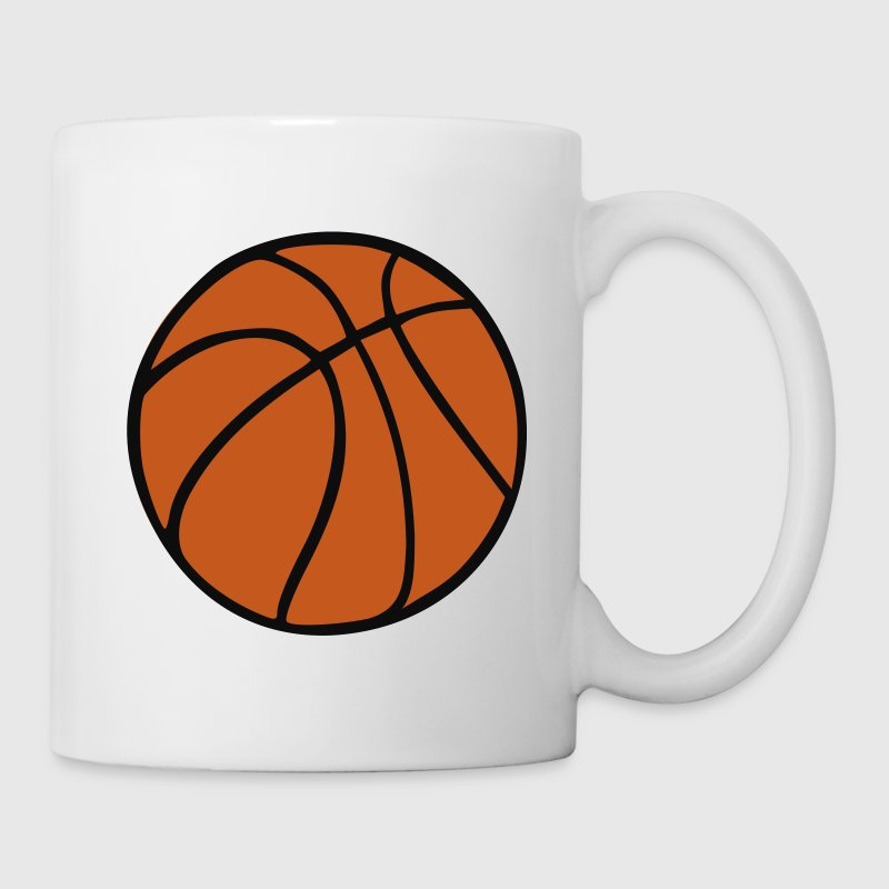 Basketball - Tasse