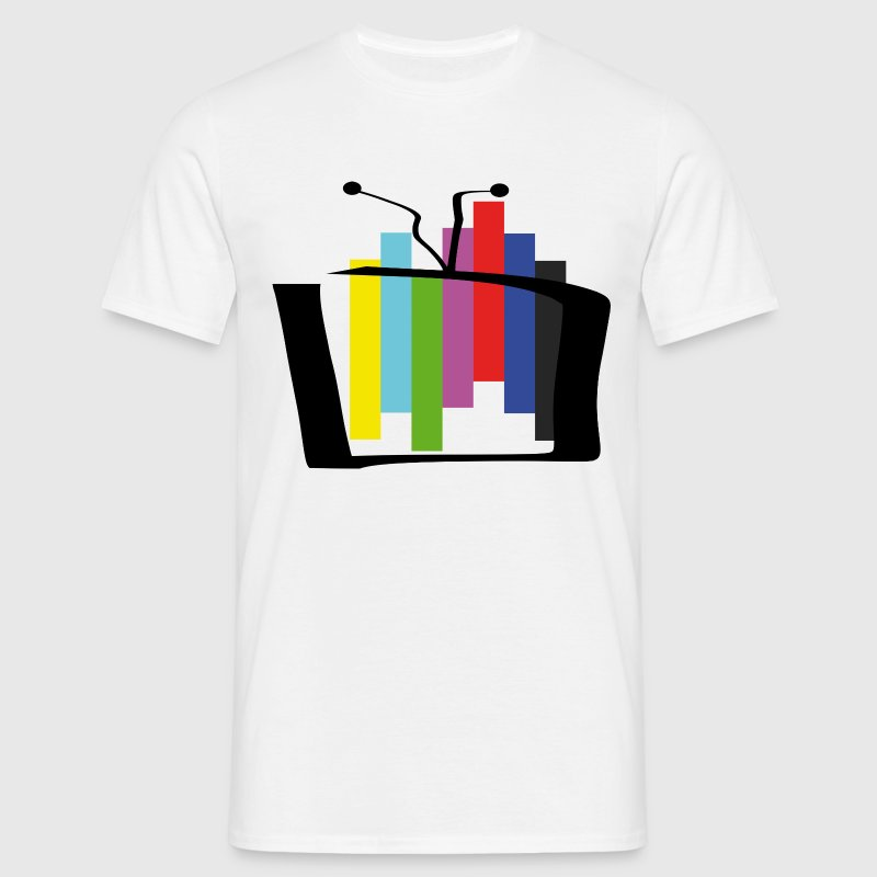 Test Card Outbreak Men's T-Shirt - Men's T-Shirt
