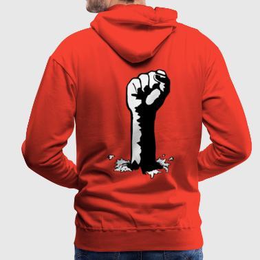 cadeaux poing lev commander en ligne spreadshirt. Black Bedroom Furniture Sets. Home Design Ideas
