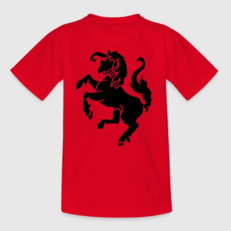 Twente kindershirt rood - Teenager T-shirt