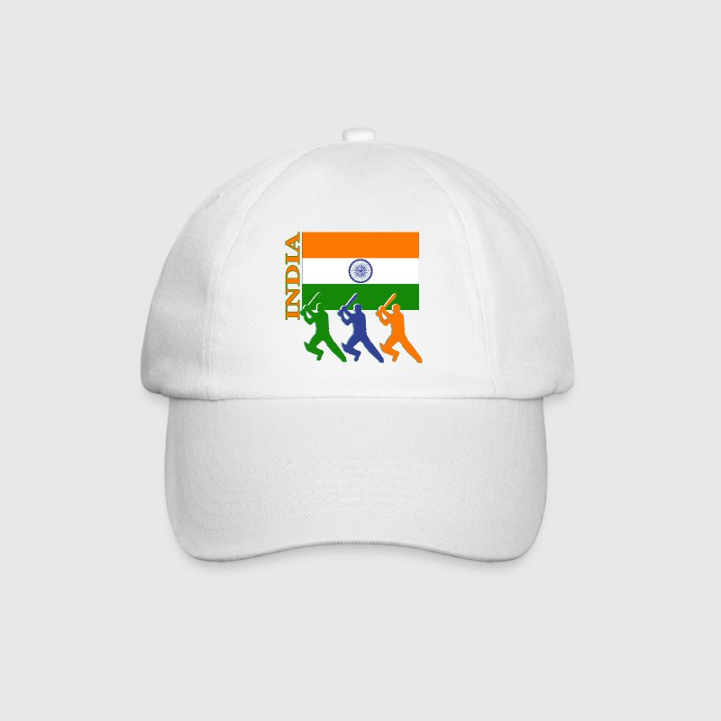 Cricket Players - India - Baseball Cap