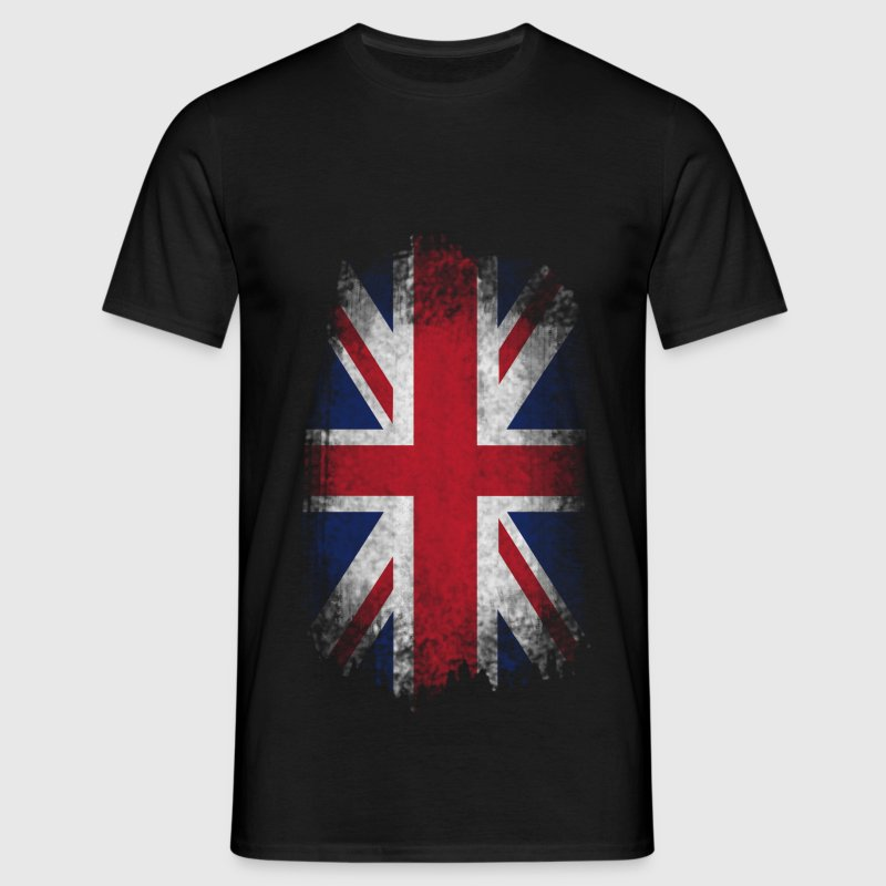 Rock Me UK! - Männer T-Shirt