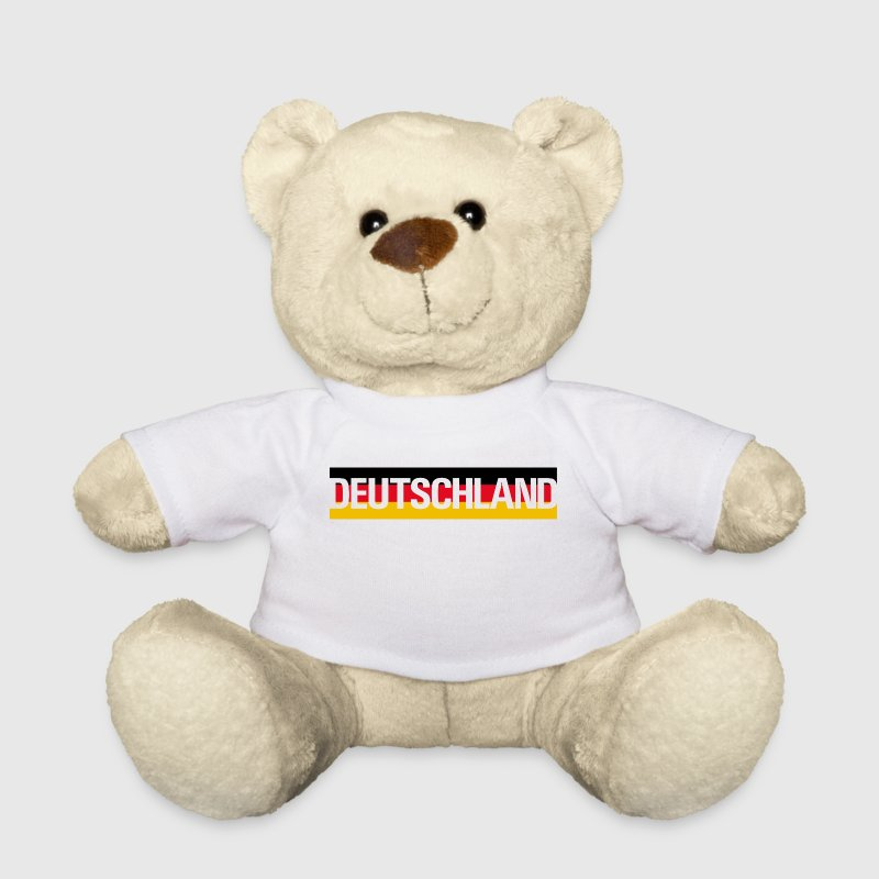 Deutschland | Germany toy bear - Teddy Bear