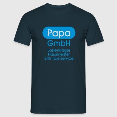 suchbegriff 39 papa gmbh 39 geschenke online bestellen spreadshirt. Black Bedroom Furniture Sets. Home Design Ideas