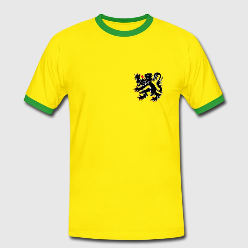 Flanders - Men's Ringer Shirt