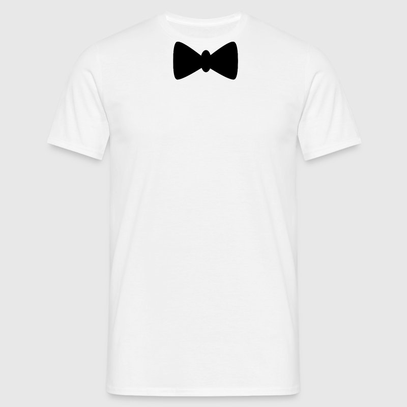 Bow ties are cool - Men's T-Shirt