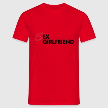 Rood Sex Girlfriend (2c) Sweaters - Mannen T-shirt