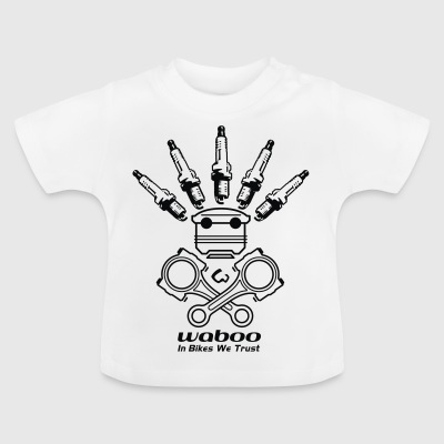 Indian Droid Tee shirts - T-shirt Bébé