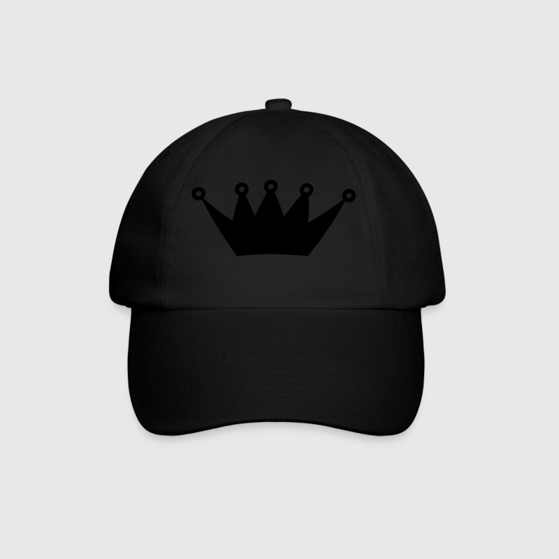 Black/black Crown Caps & Hats - Baseball Cap