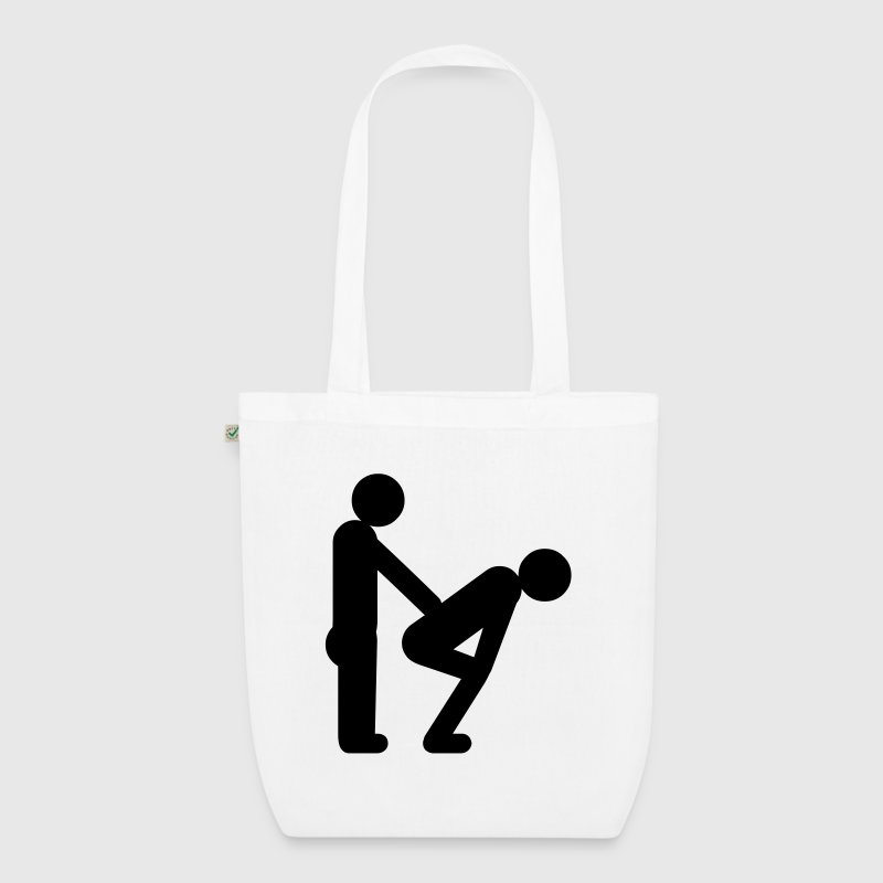 gay guys - EarthPositive Tote Bag