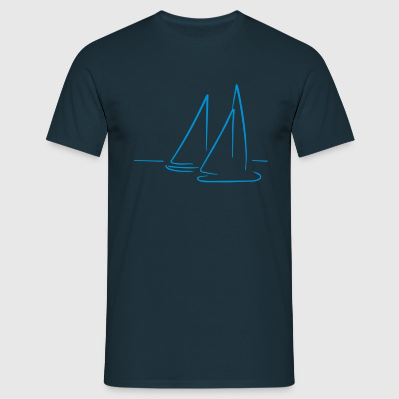 Sailing - Men's T-Shirt