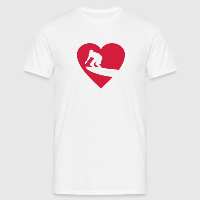 I love Surfing T-Shirt - Camiseta hombre
